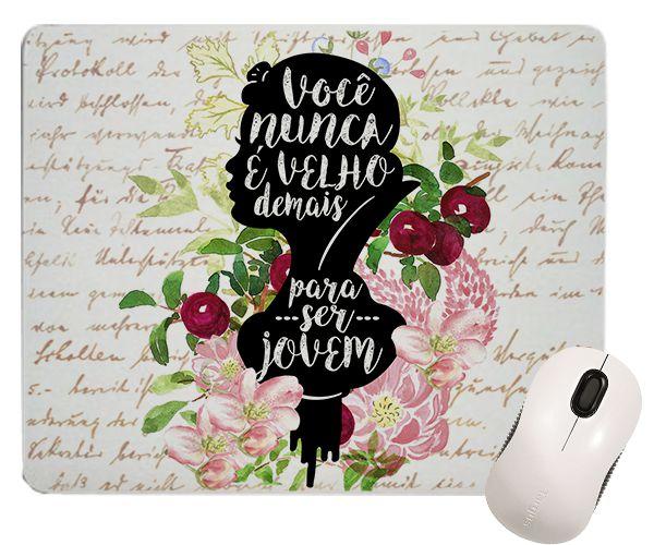 Mouse Pad - Princesas - Branca de Neve