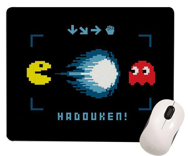 Mouse pad - Pac Man Hadouken!