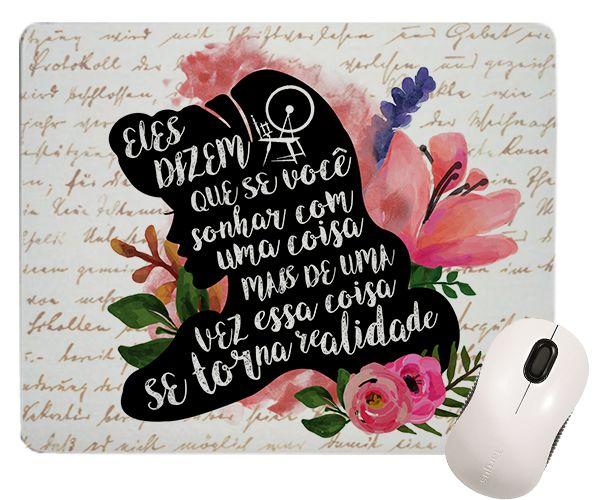 Mouse pad - Princesas - Aurora