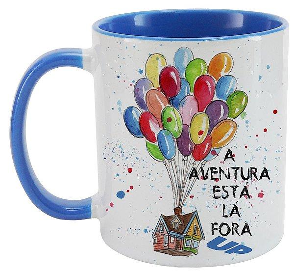 Caneca - Up Altas Aventuras