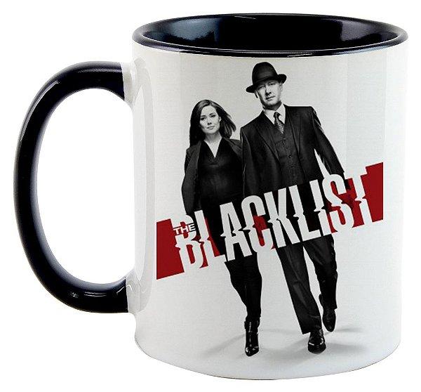 Caneca - Série The Blacklist