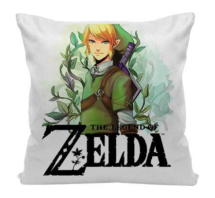 Almofada - Zelda - Link