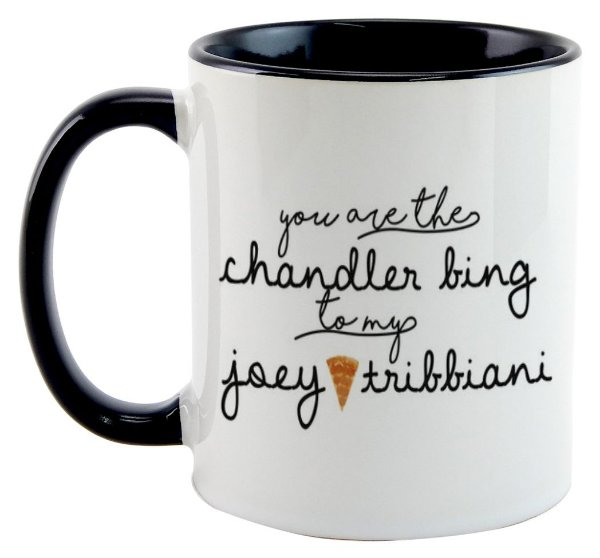 Caneca - Série Friends - Chandler to my Joey