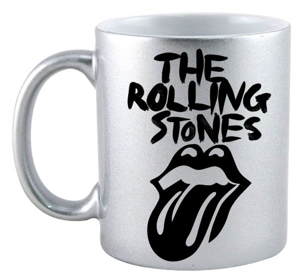 Caneca - The Rolling Stones
