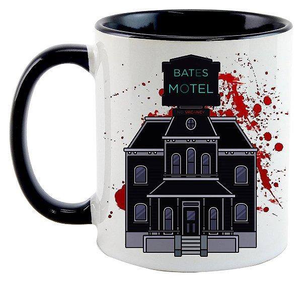 Caneca - Bates Motel