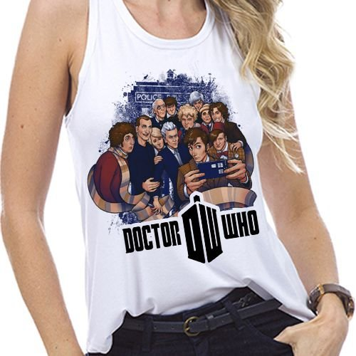 Regata - Doctor Who - Personagens