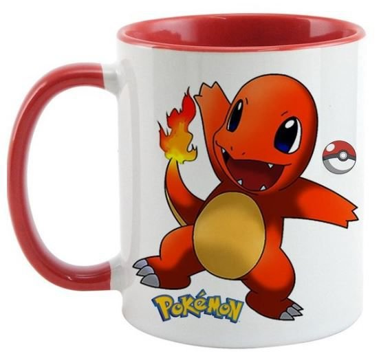 Caneca - Pokemon - Charizard