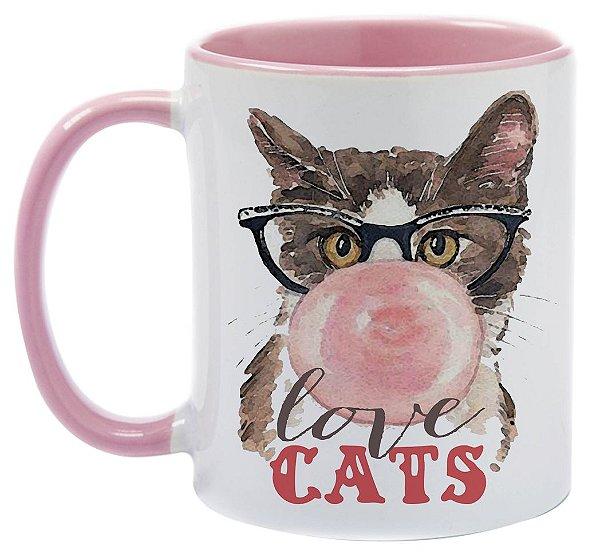 Caneca - Love Cats