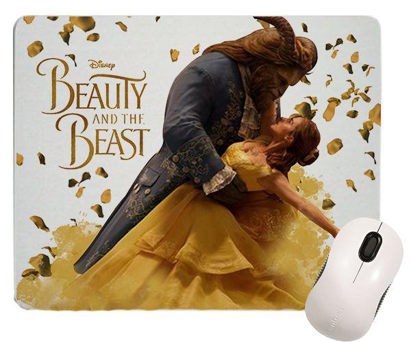 Mouse Pad - A Bela e a Fera - Filme
