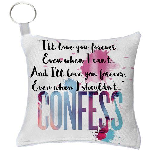 Chaveiro - Confess