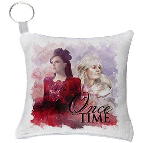 Chaveiro - Once Upon a Time - Emma e Regina