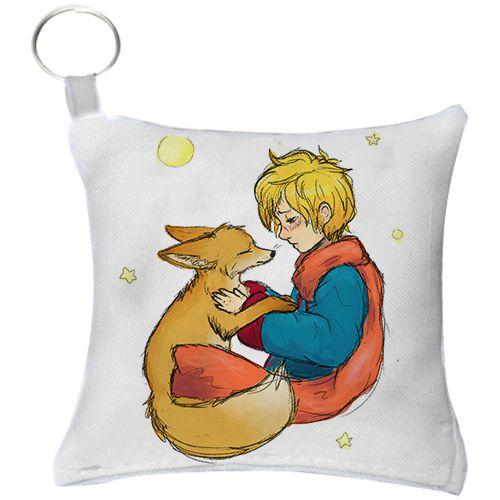 Chaveiro - Pequeno Príncipe e a Raposa