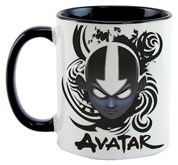 Caneca - Avatar - Black