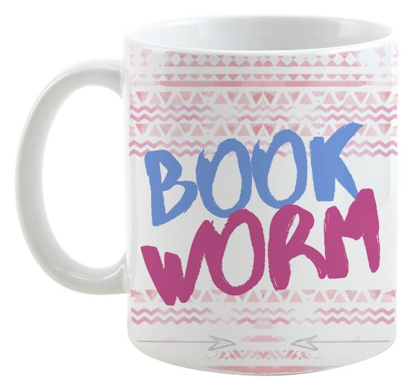 Caneca Bookstagram - Book Worn