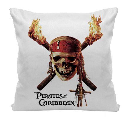 Almofada - Piratas do Caribe