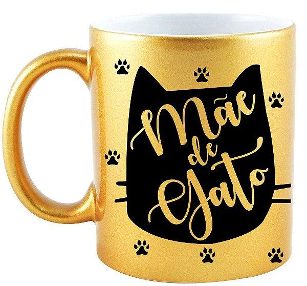 Caneca - Mãe de Gato