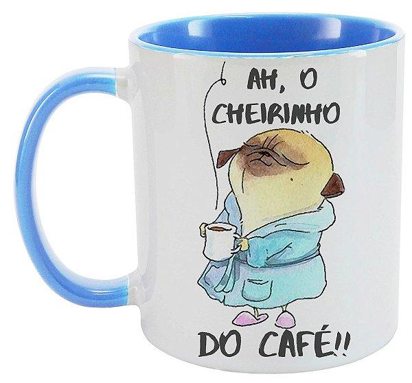 Caneca - Cheirinho de Café