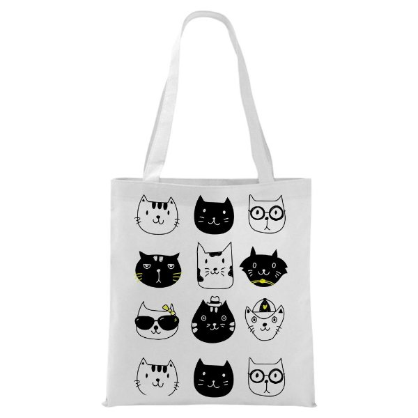 Ecobag - Cats