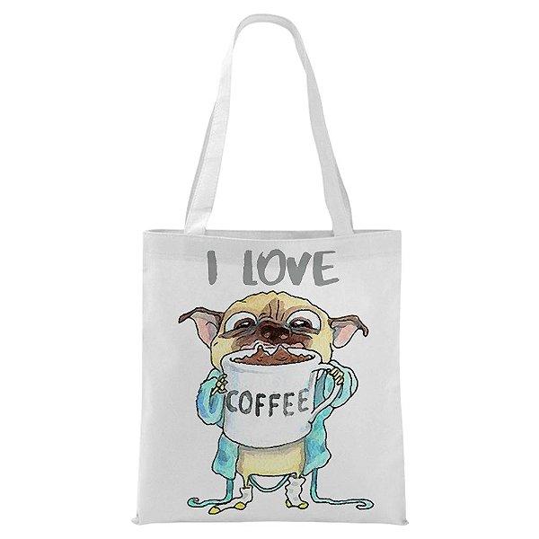 Ecobag - Eu amo Café