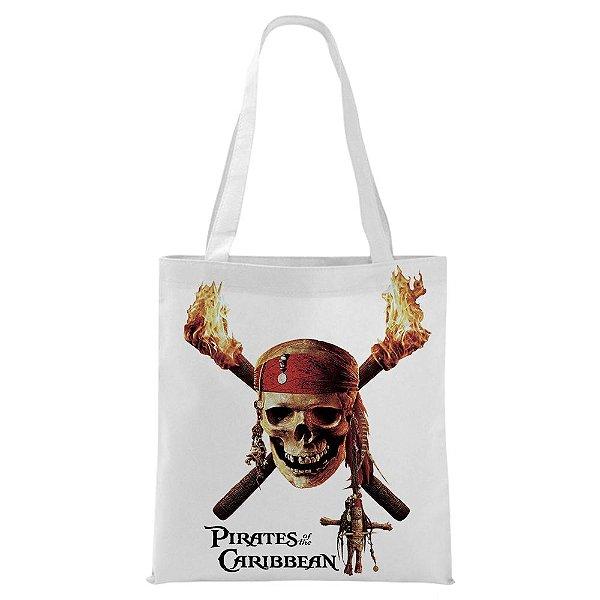 Ecobag - Piratas do Caribe