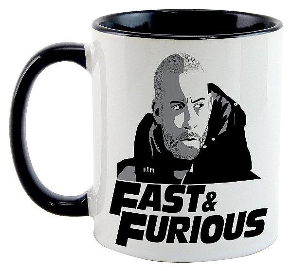 Caneca - Velozes e Furiosos - Toretto