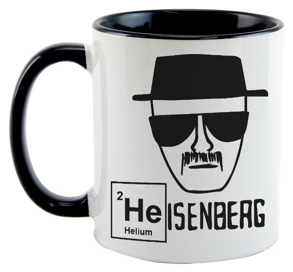 Caneca - Heisenberg