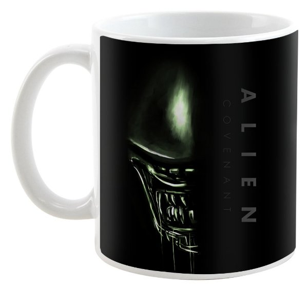 Caneca - Alien Covenant - Poster