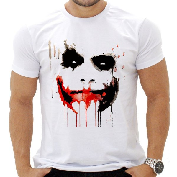 Camiseta Masculina - Coringa