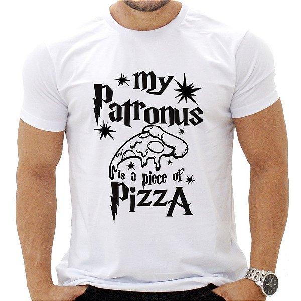 Camiseta Masculina - My Patronus