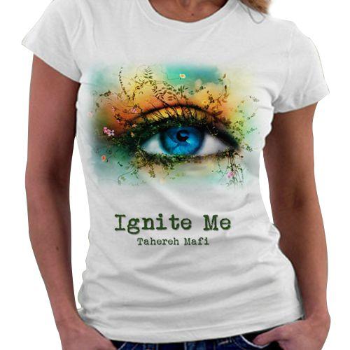 Camiseta Feminina - Ignite - Me