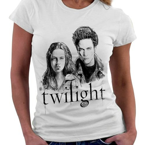 Camiseta Feminina - Twilight