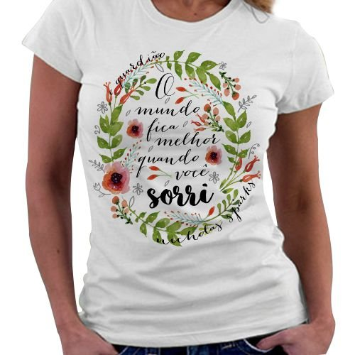Camiseta Feminina - O Guardião - Nicholas Sparks
