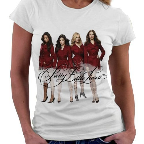 Camiseta Feminina - Pretty little Liars