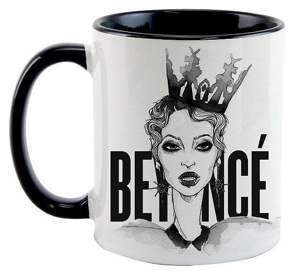 Caneca - Beyonce - Black