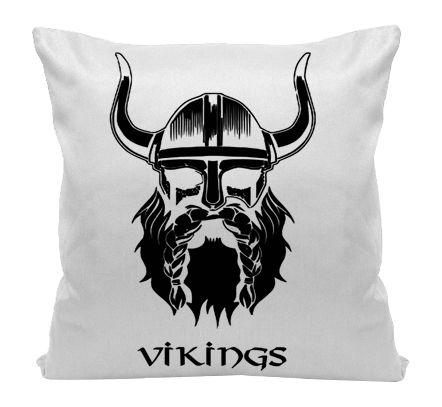 Almofada - Vikings