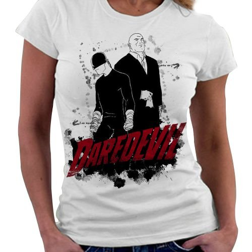 Camiseta Feminina - Demolidor