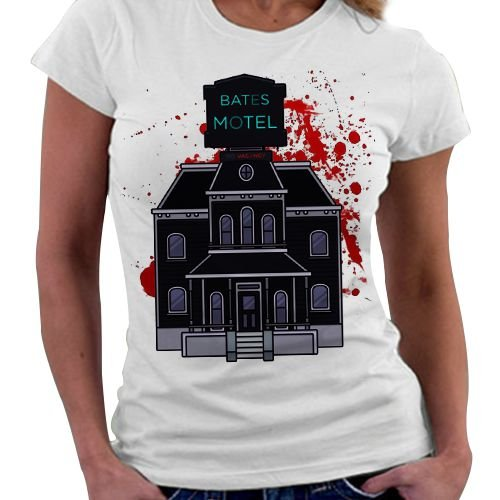 Camiseta Feminina - Bates Motel
