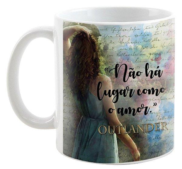 Caneca - Outlander - Livro 1