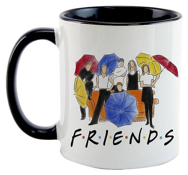 Caneca - Série Friends - Guarda Chuva