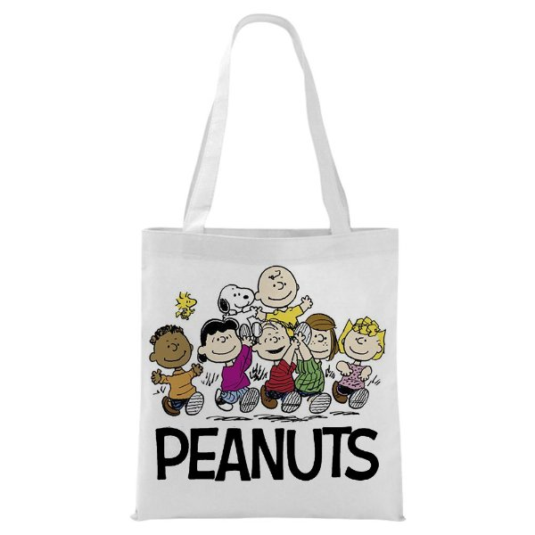 Ecobag - Peanuts