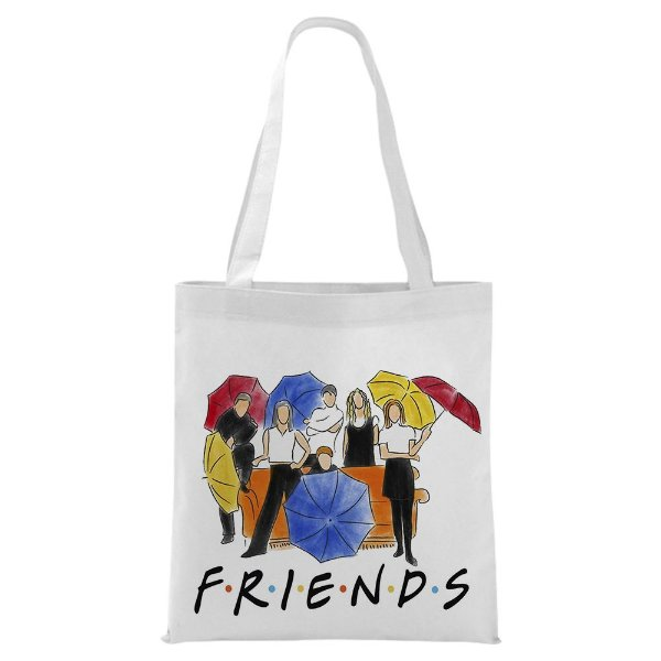 Ecobag - Friends - Guarda Chuva