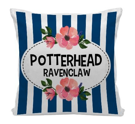 Almofada - Harry Potter - Casa Ravenclaw
