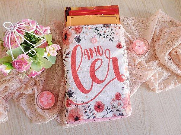 Book Sleeve - Amo Ler