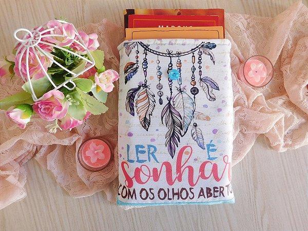 Book Sleeve - Ler é Sonhar