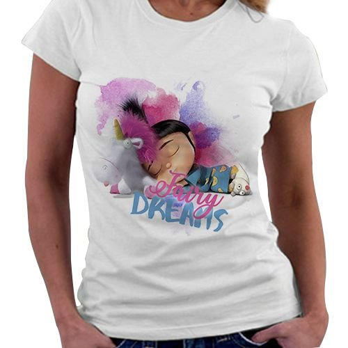Camiseta Feminina - Fairy Dreans