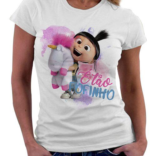 Camiseta Feminina - É tão Fofinho - Agnes