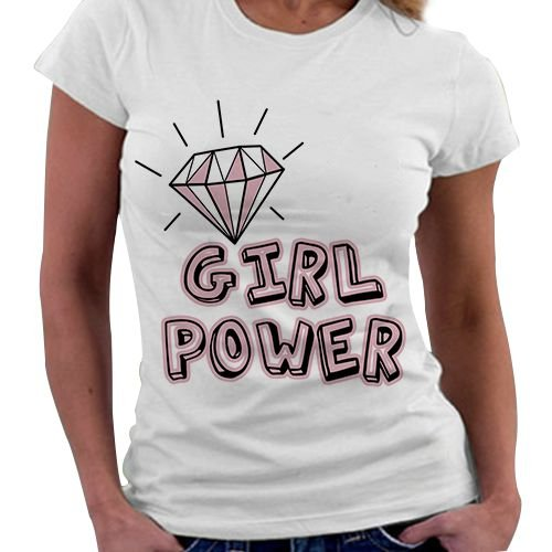 Camiseta Feminina - Girl Power