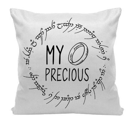 Almofada - Senhor dos Anéis - My Precious