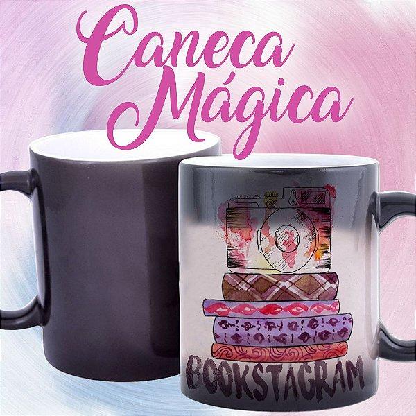 Caneca Mágica - Bookstagram