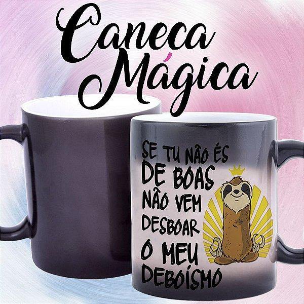 Caneca Mágica - De Boas